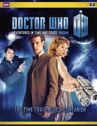 Cubicle 7 Entertainment Ltd: Dr Who: Time Travellers Companion