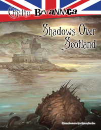 Shadows over Scotland (T.O.S.) -  Cubicle 7 Entertainment Ltd