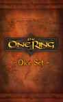 The One Ring - Dice Set (3 sets, 7 dice per set)