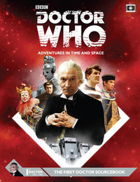 The First Doctor Sourcebook -  Cubicle 7 Entertainment Ltd