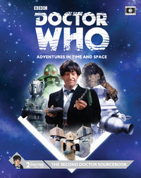 Doctor Who Second Doctor Sourcebook -  Cubicle 7 Entertainment Ltd