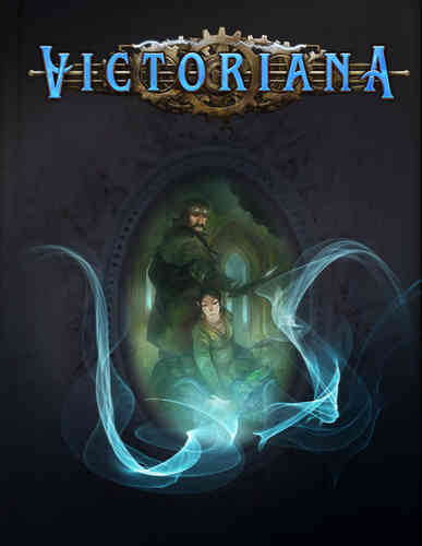 Cubicle 7 Entertainment Ltd: Victoriana 3rd Edition Core Rulebook