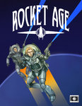 Rocket Age RPG Hardcover + PDF