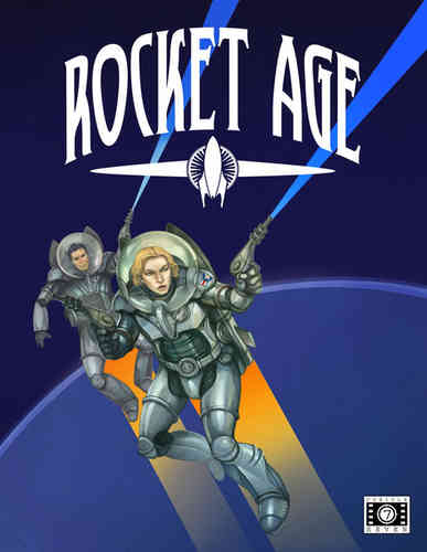 Cubicle 7 Entertainment Ltd: Rocket Age
