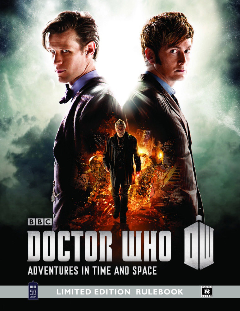 Doctor Who the Roleplaying Game