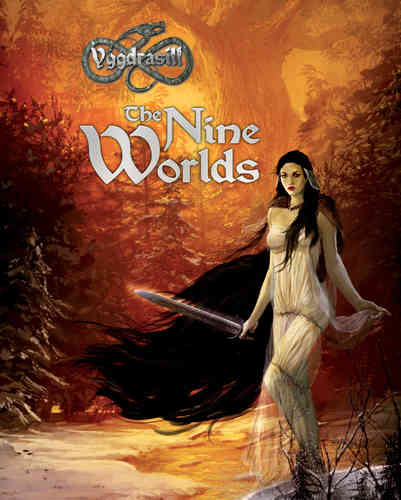 Yggdrasil Nine Worlds - Cubicle 7 Entertainment Ltd