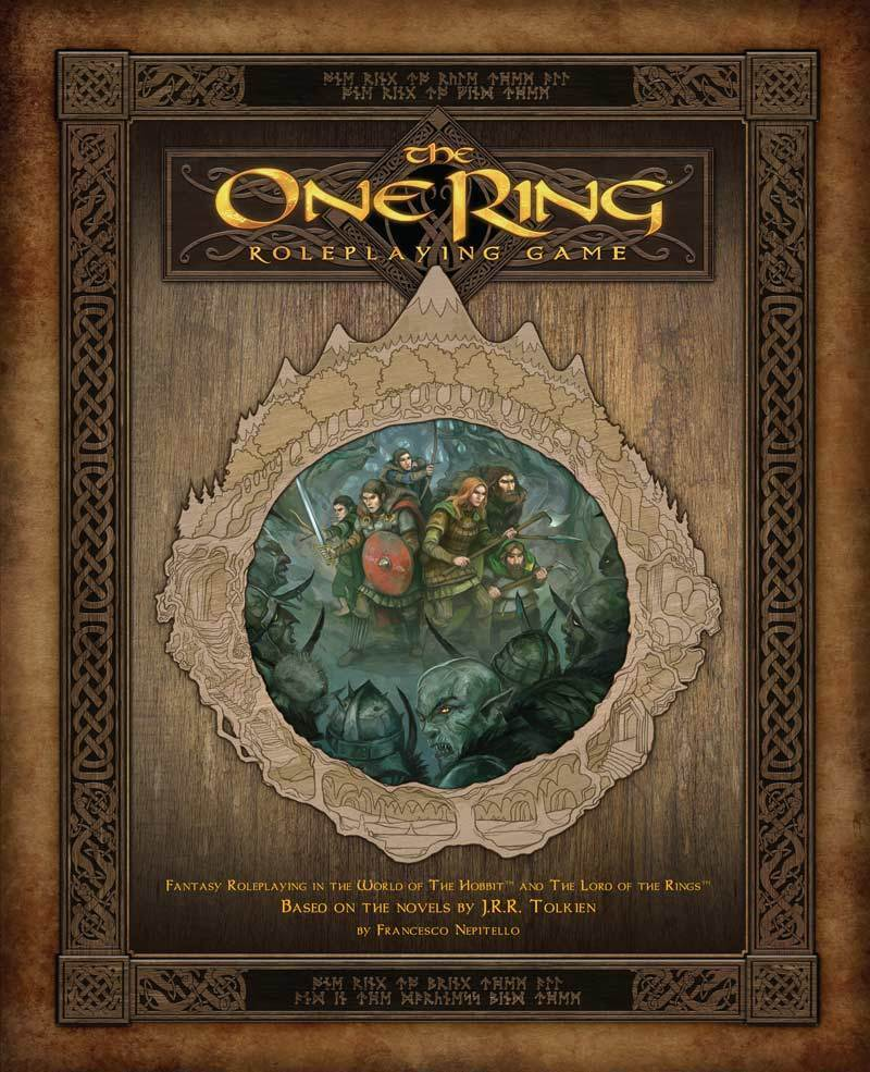 The One Ring Roleplaying Game Pdf