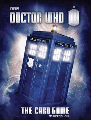 Doctor Who The Card Game Second Edition