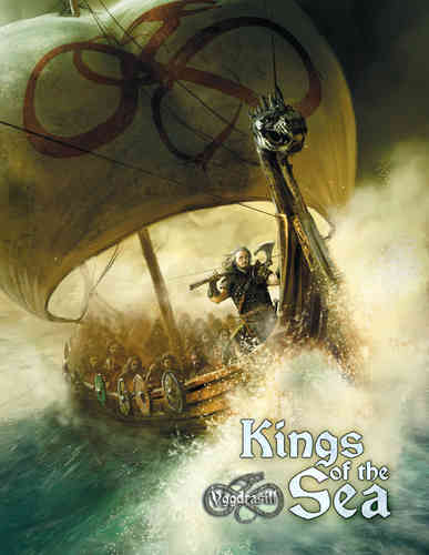 King of the seas: Yggdrasill - Cubicle 7 Entertainment Ltd