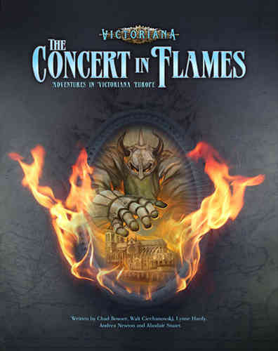 Victoriana: Concert in flames -  Cubicle 7 Entertainment Ltd