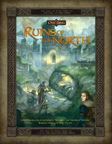 Ruins of the North: The One Ring RPG -  Cubicle 7 Entertainment Ltd