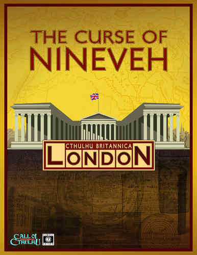 The Curse of Nineveh -  Cubicle 7 Entertainment Ltd