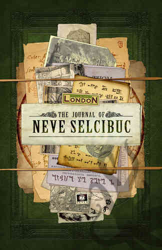 The Journal of Neve Selcibuc (T.O.S.) -  Cubicle 7 Entertainment Ltd
