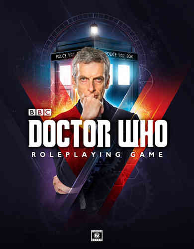 Doctor Who Roleplaying Game + PDF