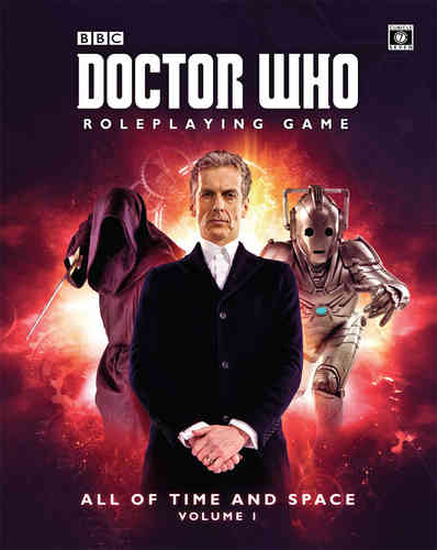 All of Time and Space Volume 1: Doctor Who RPG -  Cubicle 7 Entertainment Ltd