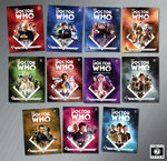 The Doctors Sourcebooks Complete Set