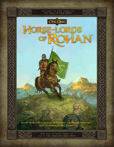 Horselords of Rohan -  Cubicle 7 Entertainment Ltd