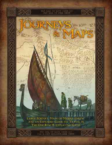 The One Ring - Journeys and Maps