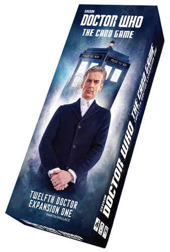Doctor Who Card Game: Expansion One: Twelfth Doctor.  -  Cubicle 7 Entertainment Ltd