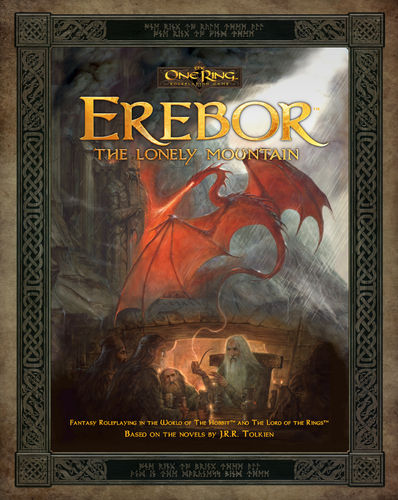 Erebor: The One Ring RPG -  Cubicle 7 Entertainment Ltd