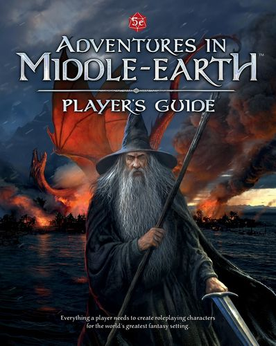 Adventures in Middle-Earth: Players Guide (T.O.S.) -  Cubicle 7 Entertainment Ltd