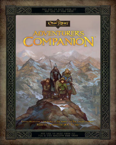 Adventurers Companion: The One Ring RPG -  Cubicle 7 Entertainment Ltd