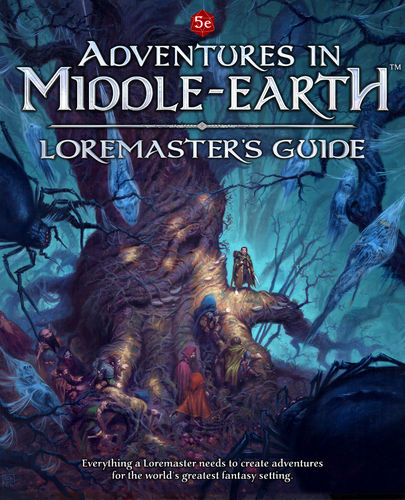 Loremasters Guide: Adventures in Middle Earth -  Cubicle 7 Entertainment Ltd