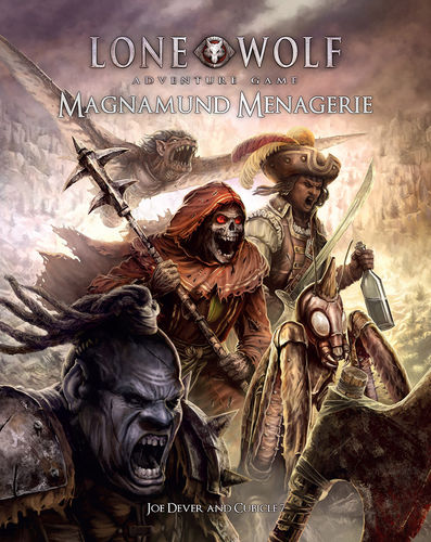 Magnamund Menagerie: Lone Wolf Adventure Game -  Cubicle 7 Entertainment Ltd