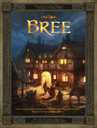 Bree: The One Ring RPG -  Cubicle 7 Entertainment Ltd