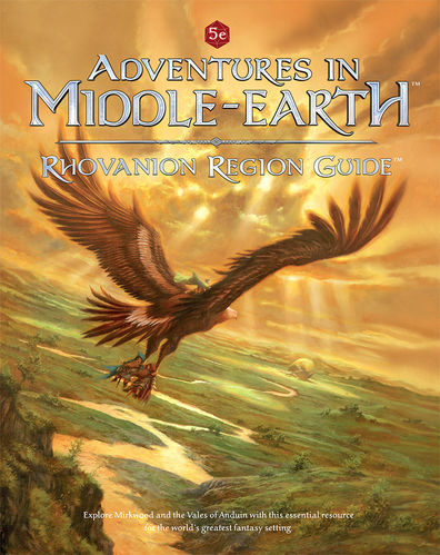 Rhovanion Region Guides: Adventures in Middle-Earth -  Cubicle 7 Entertainment Ltd