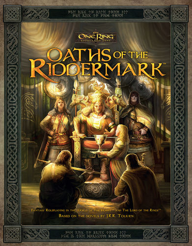 Oaths of the Riddermark The One Ring RPG -  Cubicle 7 Entertainment Ltd