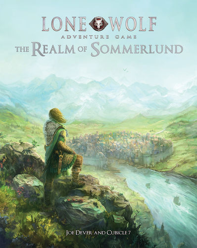 The Realm of Sommerlund: Lone Wolf -  Cubicle 7 Entertainment Ltd