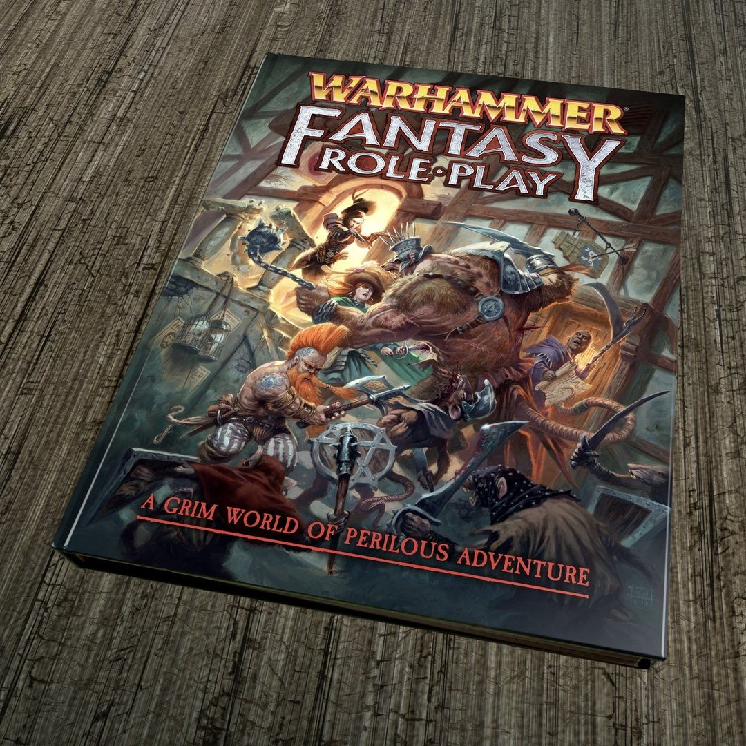 Warhammer Fantasy Roleplay Rulebook Pdf Cubicle 7 Entertainment Web Store