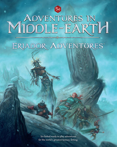 Adventures in Middle-earth - Eriador Adventures + PDF