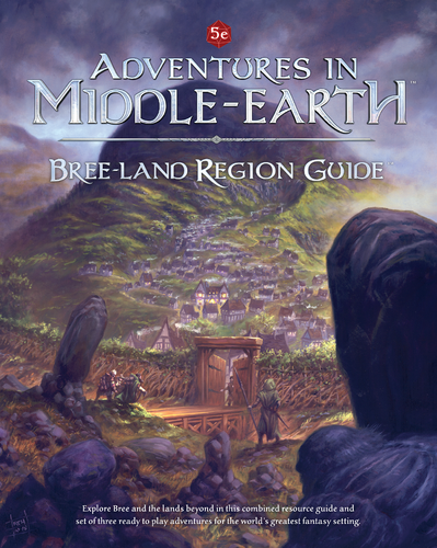 Adventures in Middle-earth - Bree-land Region Guide + PDF